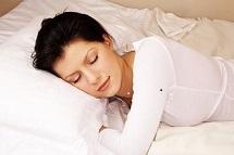 Lady Sleeping FM